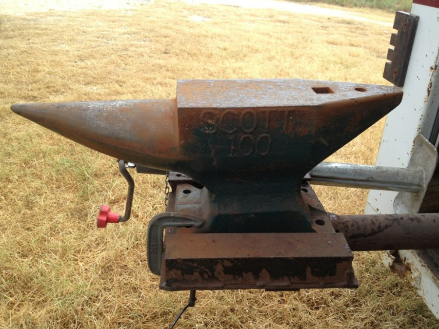future anvil or swing out anvil stand? | Farriers Forum